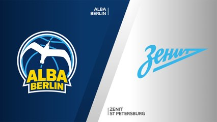 EuroLeague 2018-19 Highlights Regular Season Round 1 video: ALBA 85-65 Zenit