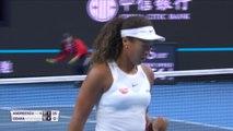 Osaka bt Andreescu (5-7 6-3 6-4)