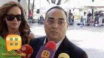 ¡Gilberto Santa Rosa y Albita, acudieron a darle el último adiós al gran José José! | Ventaneando