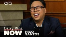 """""""I kept my restaurant job"""": Nico Santos on getting recognized after booking 'Superstore'"""