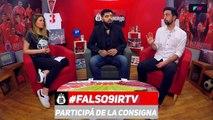 """#IRTV: """"Paso en Falso Nueve"""""""