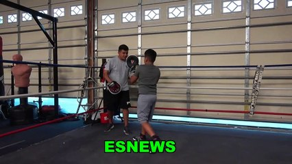 The Next Andy Ruiz Trains At RGBA