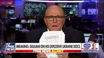 2019 OCT 03 Giuliani Has Ukrainian Docs & six witnesses showing 2016 Dem Collusion & Massive J & H Bidens Corruption