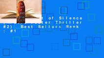The Weight of Silence (Nicole Foster Thriller #2)  Best Sellers Rank : #1