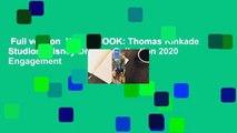 Full version  NOT A BOOK: Thomas Kinkade Studios: Disney Dreams Collection 2020 Engagement