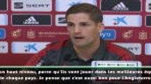 """Espagne - Moreno : """"L'Angleterre fait partie des favoris pour l'Euro 2020"""""""