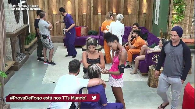 A FAZENDA 11 - PROVA DE FOGO -EPISÓDIO 18 - PARTE FINAL
