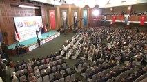 Cumhurbaşkanı Erdoğan  Cumhurbaşkanı seçilme oranının yüzde 50den, yüzde 40a düşürülmesiyle ilgili ne düşüncemiz, ne niyetimiz, ne planımız ne de çabamız söz konusudur