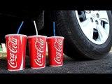 EXPERIMENT - CAR VS COCA COLA