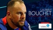 Laurent Bouchet : « Sympa de fêter ce centième match avec les supporters »