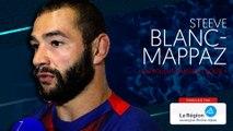 Steeve Blanc-Mappaz : « On a réussi à être sérieux tout au long du match »