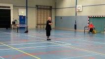 Martial Arts Wu Style Tai Chi Chuan by Leroy van Wermeskerken from Apeldoorn