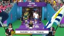Highlights: Australia v Uruguay