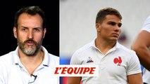 Arrêt Buffet «J'ai du mal à comprendre la gestion du cas Antoine Dupont» - Rugby - Mondial