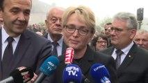 En Corrèze, Claude Chirac remercie les nombreux soutiens de la part de sa mère, Bernadette