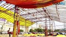 Making Of Durga Puja Pandal | देखें कैसे बनता है दुर्गा पूजा का भव्य पंडाल | Pandal Decoration