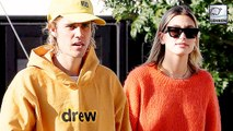 Justin Bieber & Hailey Baldwin Head To Romantic Picnic After Lavish Wedding!