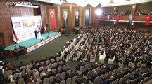 أردوغان: سننفذ عملية عسكرية شرقي الفرات في سوريا اليوم أو غدا