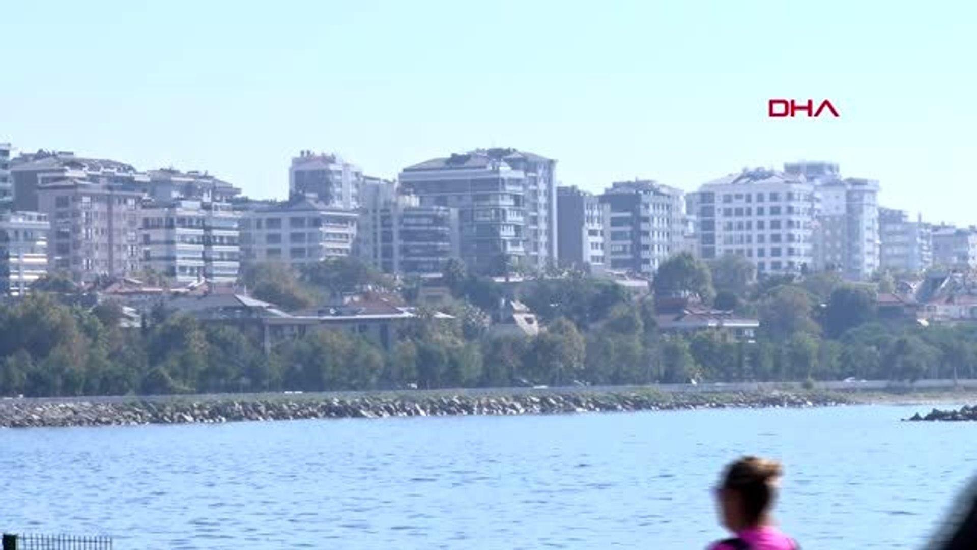 İstanbul yağmur sonrası deniz kenarında yürüyüş ozon tedavisi etkisi yaratıyor