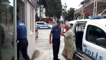 Muğla datça'da işyerinden hırsızlığa gözaltı