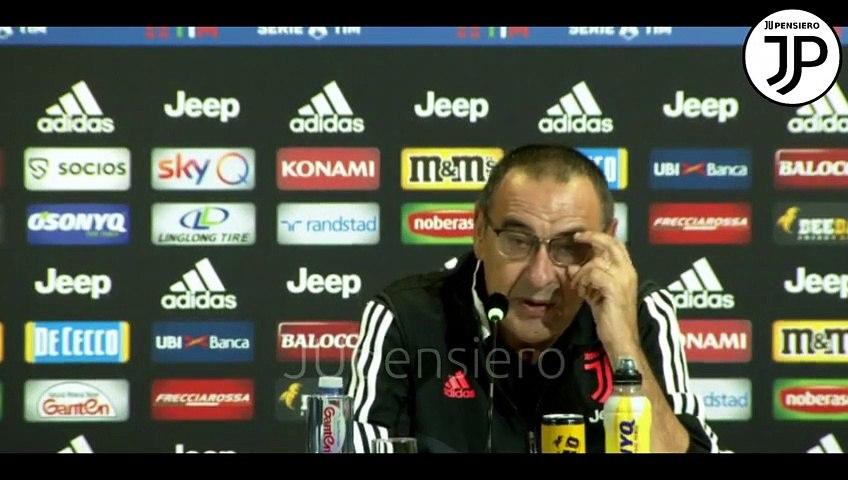 Conferenza stampa SARRI pre INTER-JUVENTUS