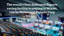 The World's First Dedicated Esports Racing Arena Is Coming to Miami