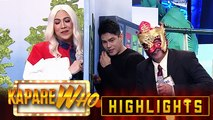 Ion says his wedding vow to Vice | It's Showtime KapareWHO