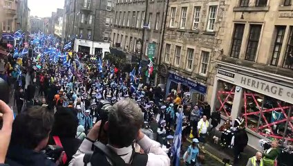 Scottish indy march 5-10-19