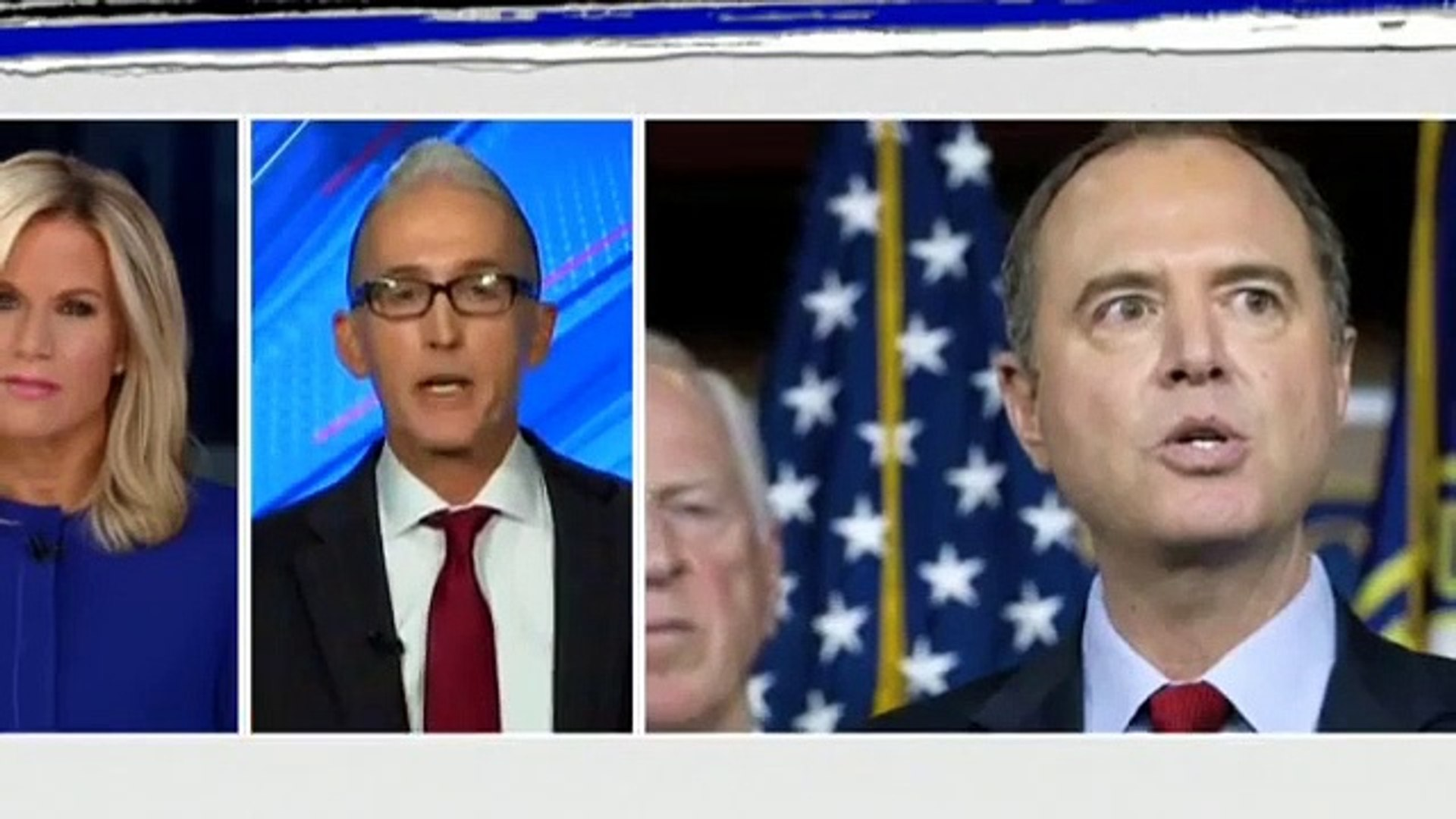 NEW! SEE WHAT TREY GOWDY JUST SAID TO NANCY PELOSI AND ADAM SCHIFF