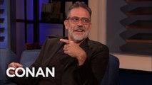 Jeffrey Dean Morgan Gets Odd Requests From Fans - CONAN on TBS