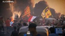 Irak : près de 100 morts après cinq jours de manifestations