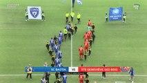 Bastia 1-0 Ste Geneviève : Le résumé