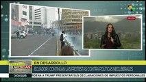 Ecuador: indígenas se movilizan hacia Quito para unirse a protestas