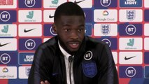 No doubt I'm committed to England - Tomori