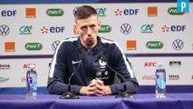 Equipe de France: Clément Lenglet évoque sa nouvelle notoriété