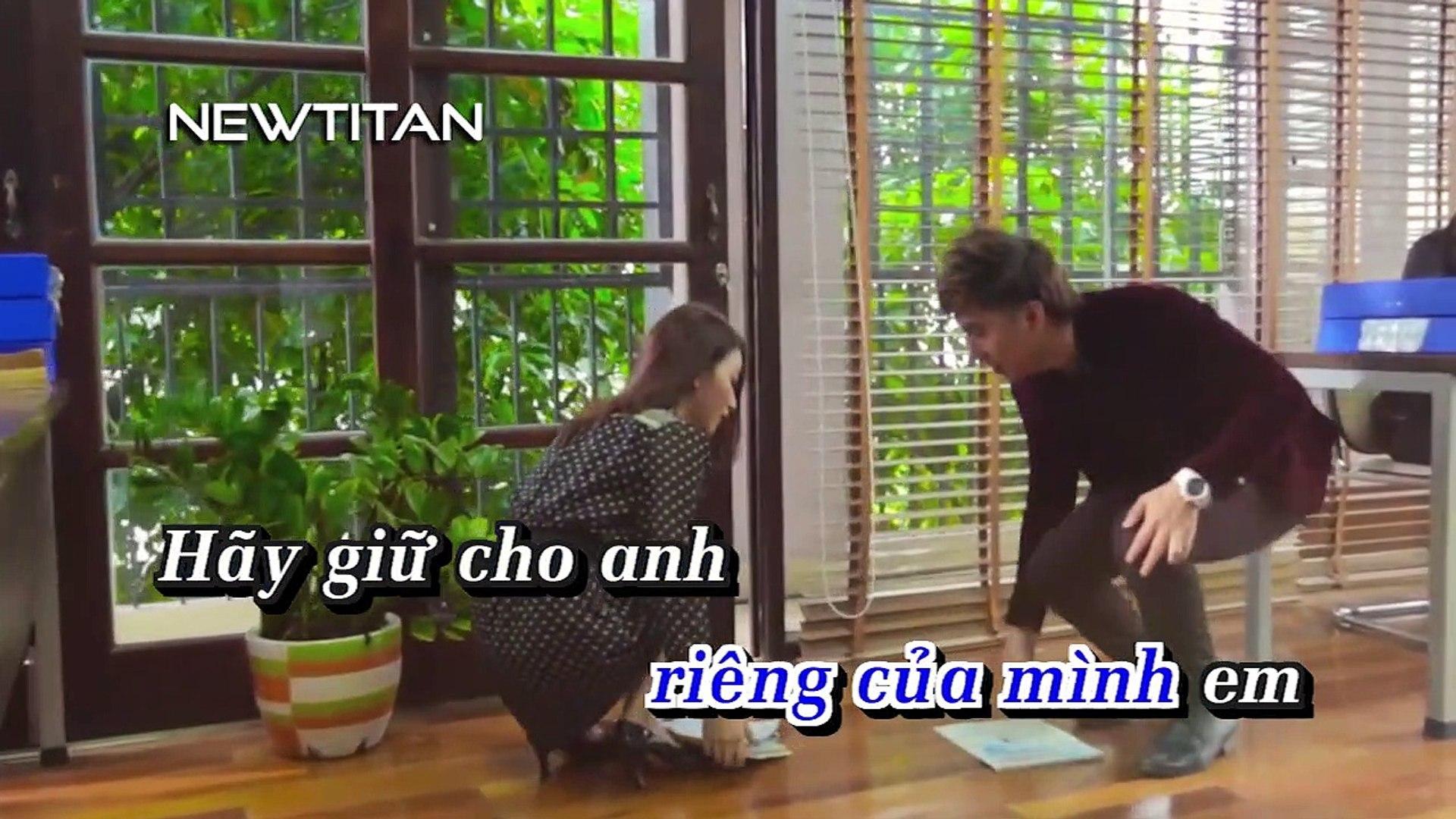 [Karaoke] Nếu Chỉ Là Trò Chơi - Minh Vương M4U Ft. Quang Mẫn [Beat]