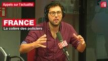France : la colère des policiers