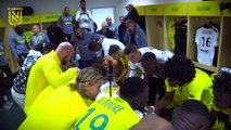 FC Nantes - OGC Nice : la joie du vestiaire