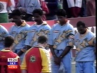 Cricket World Cup 1999 - India v Zimbabwe