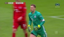 EXCLUSIVO: El inesperado delantero, Manuel Neuer