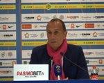 """9e j. - Der Zakarian: """"On a concédé peu d'occasions à Monaco"""""""