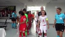 Futbol: 19 Yaş Altı Kadınlar Avrupa Şampiyonası Eleme Turu
