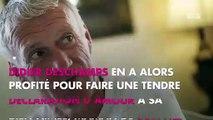 Didier Deschamps fou amoureux de sa femme, son émouvante déclaration