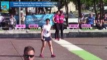 Demi-finales, première étape du Super 16 féminin, Lavilledieu 2019