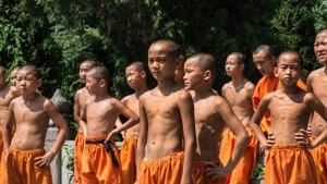 Vídeo Viral: el monje kung-fu que rompe rocas con dos dedos