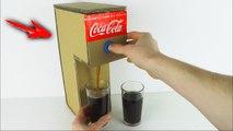 How to Make Coca Cola Soda Fountain Machine at Home