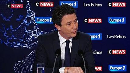 Benjamin Griveaux - Europe 1 & CNews dimanche 6 octobre 2019
