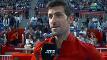 """ATP - Tokyo - """"The fantastic week"""" of Novak Djokovic in Tokyo with a 76th title in his career"""