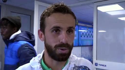 Après Auxerre - HAC (2-0), réaction d'Alexandre Bonnet