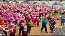 Plus de 6500 participantes pour Octobre Rose